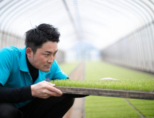 2021年農チャレ実行委員長長部茂幸です。
